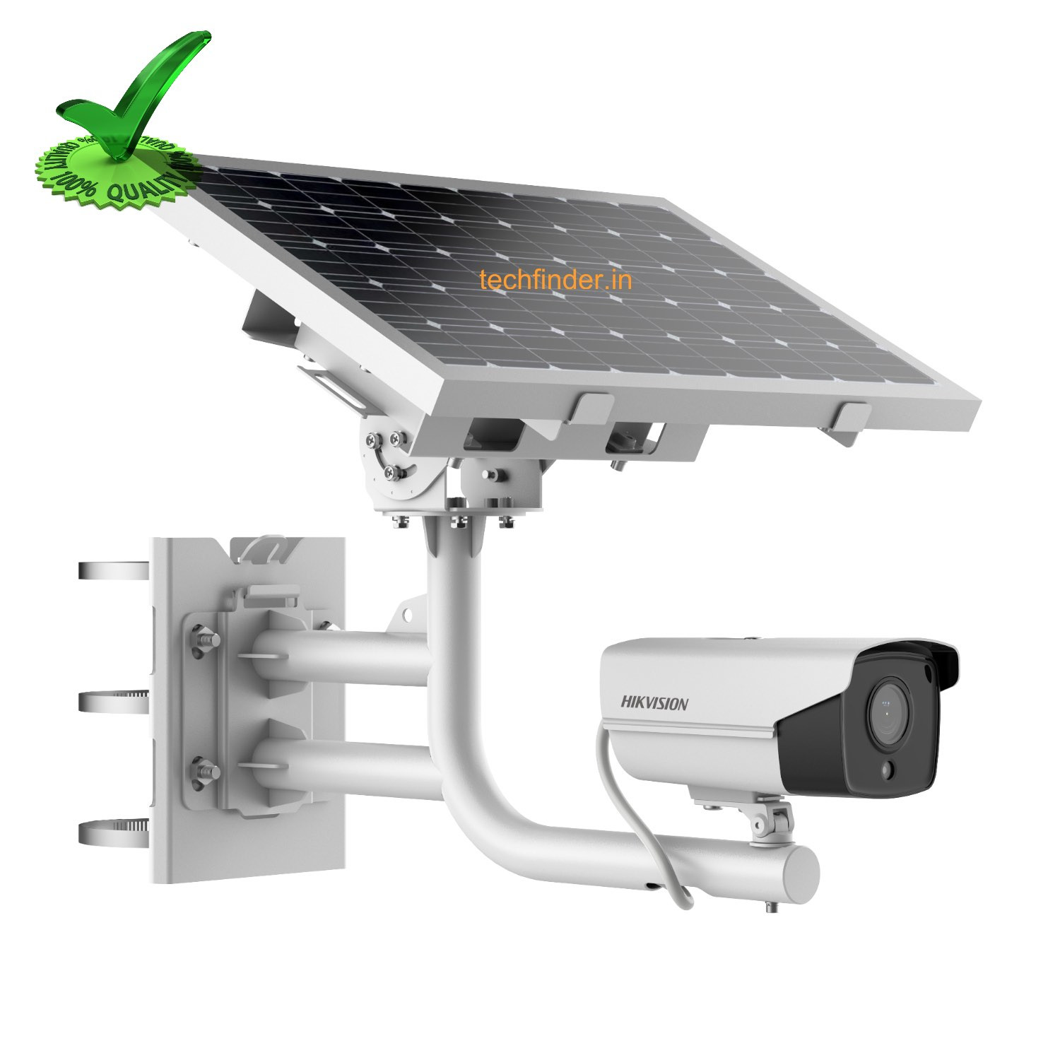 Hikvision DS-2XS6A25G0-I/CH20S40 Solar Powered 4G Ip Camera