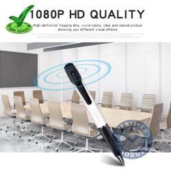 Spy Pen Camera 64GB Support 75min Battery Long Backup